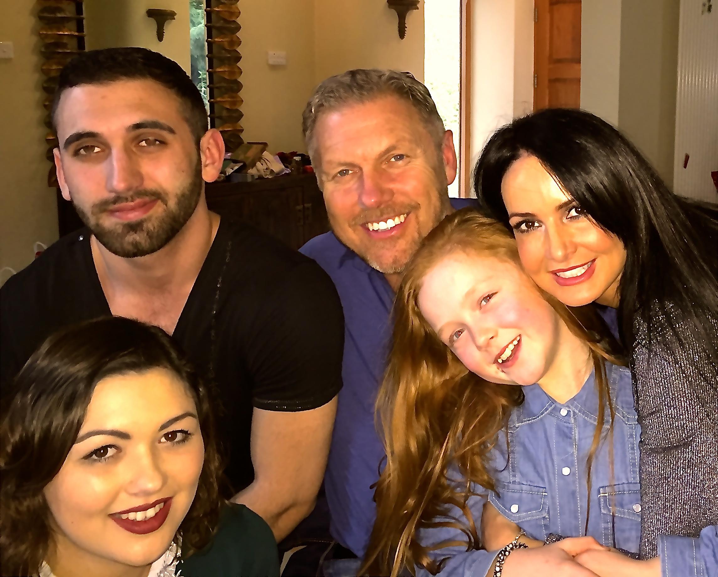 The Kenwright family