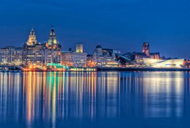 Liverpool's stunning skyline
