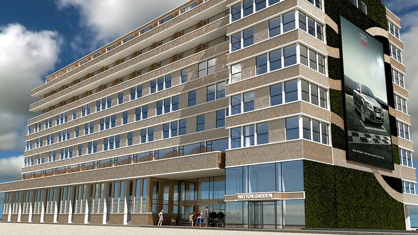 Liverpool Kingsway House Development