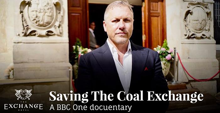 Saving the Coal Exchange