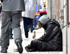 Helping the Homeless in Liverpool