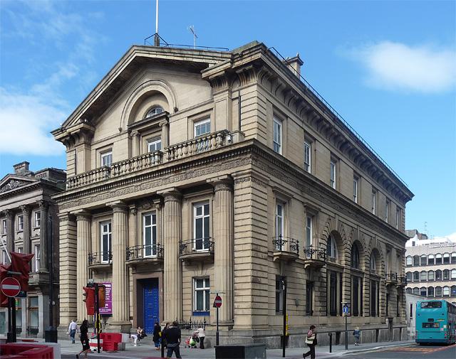 Former Bank of England, Castle Street