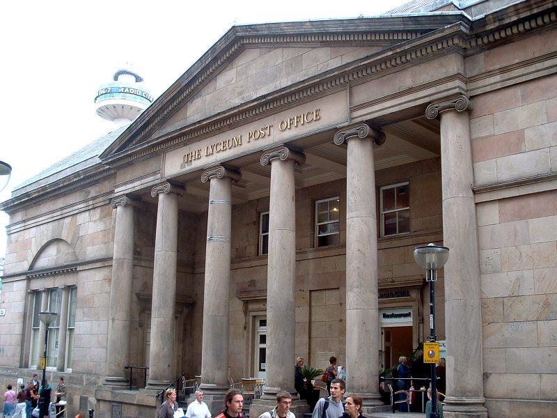 Lyceum Building, Bold Street