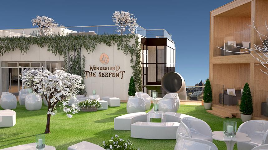 Garden of Eden Terrace