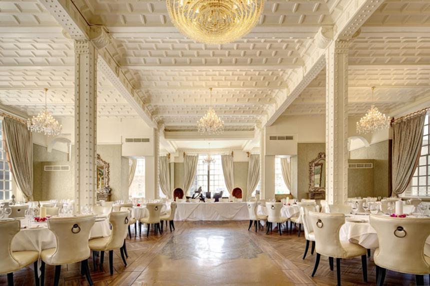 White Star Grand Hall
