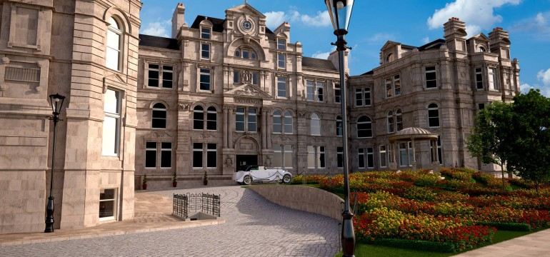 Exchange Hotel Cardiff