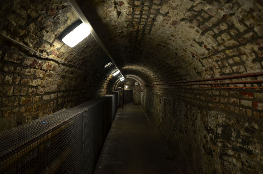 Crumlin Road Courthouse Tunnels
