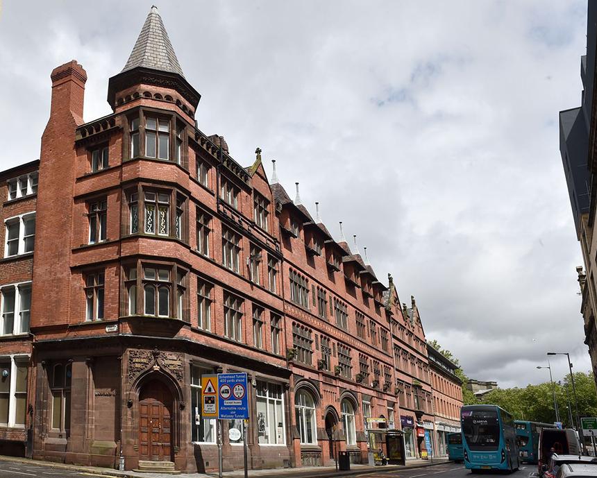 Dixie Dean Hotel Liverpool