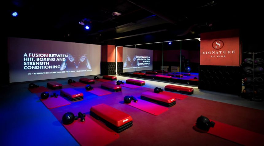 Signature Fit Club Liverpool