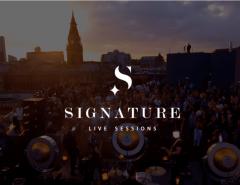 Signature Live Sessions - Liverpool music
